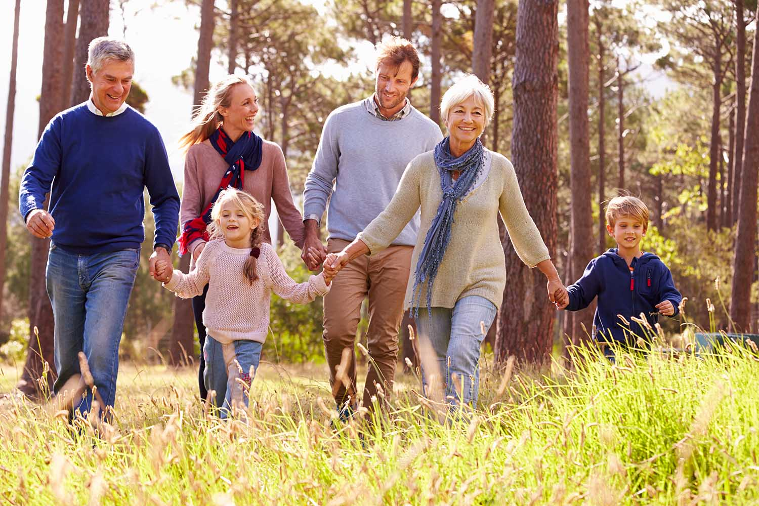 Better Knee Health lets you   Enjoy Your Family