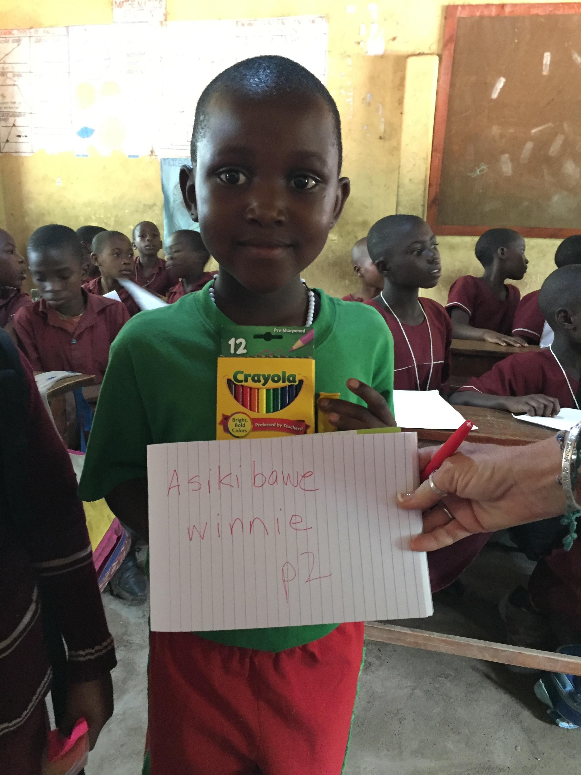 Asikibawe Winnie