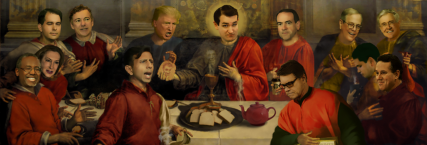 the last tea party