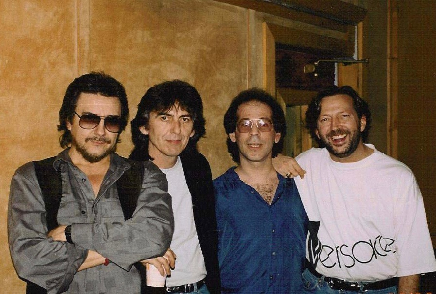 George Harrison/Eric Clapton