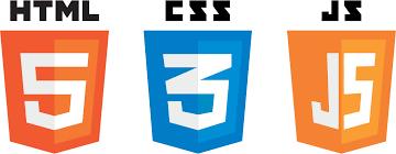 CSS HTML JS LOGO