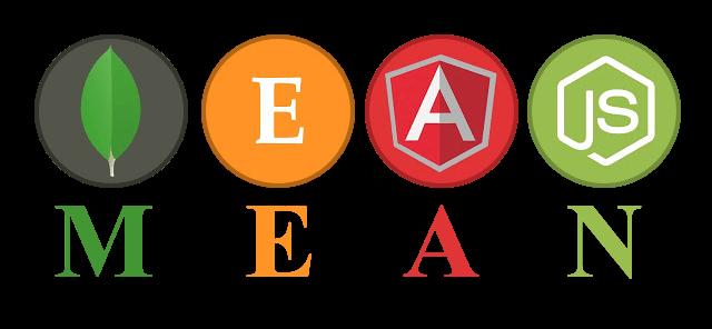 Mean Stack logo