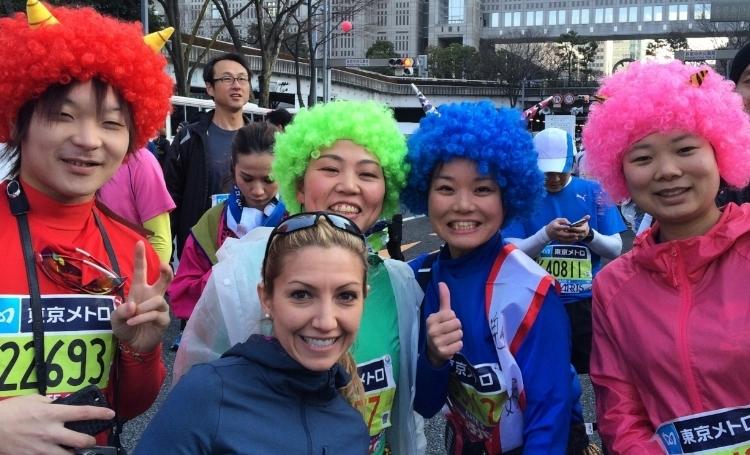 Tokyo Marathon 2016