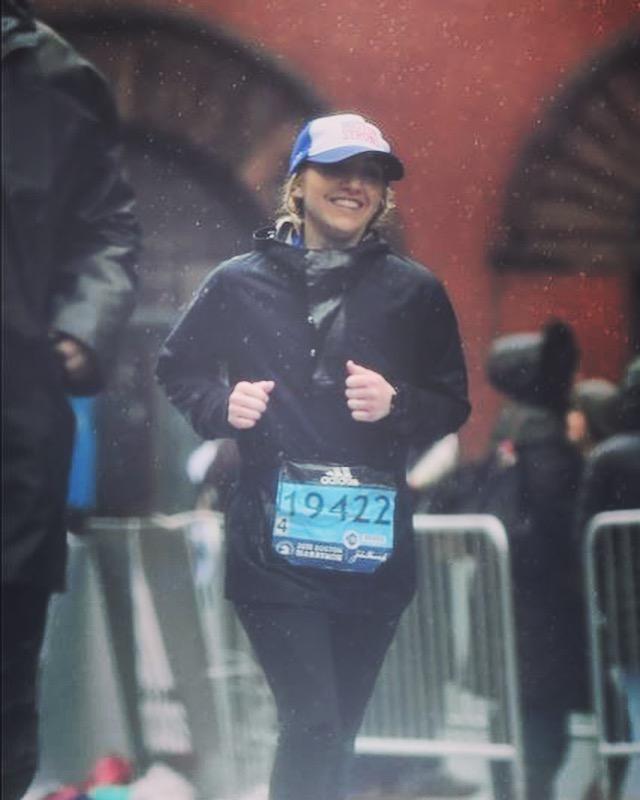 2018 Boston Marathon (The year of the RAIN & WIND)