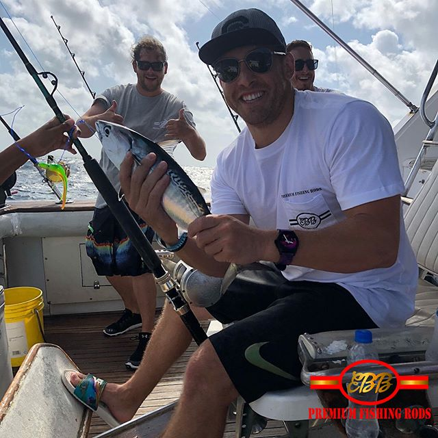 Obviously we had an amazing time! 🎣 👊  #TeamEBB #EBBFISHING #EBBTACKLE #ProTeam #NewRodTesting #EbbApparel  #R&D #fishing #aruba