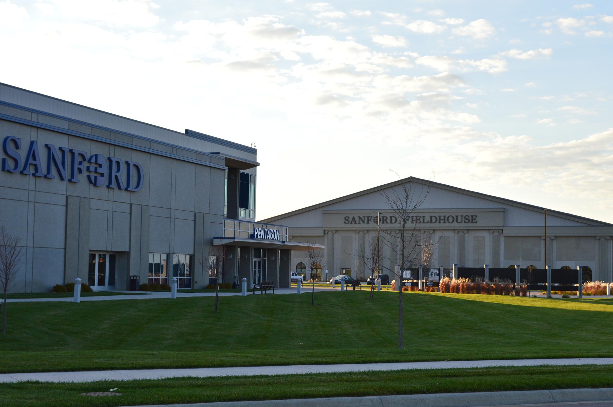 Sanford Pentagon & Fieldhouse