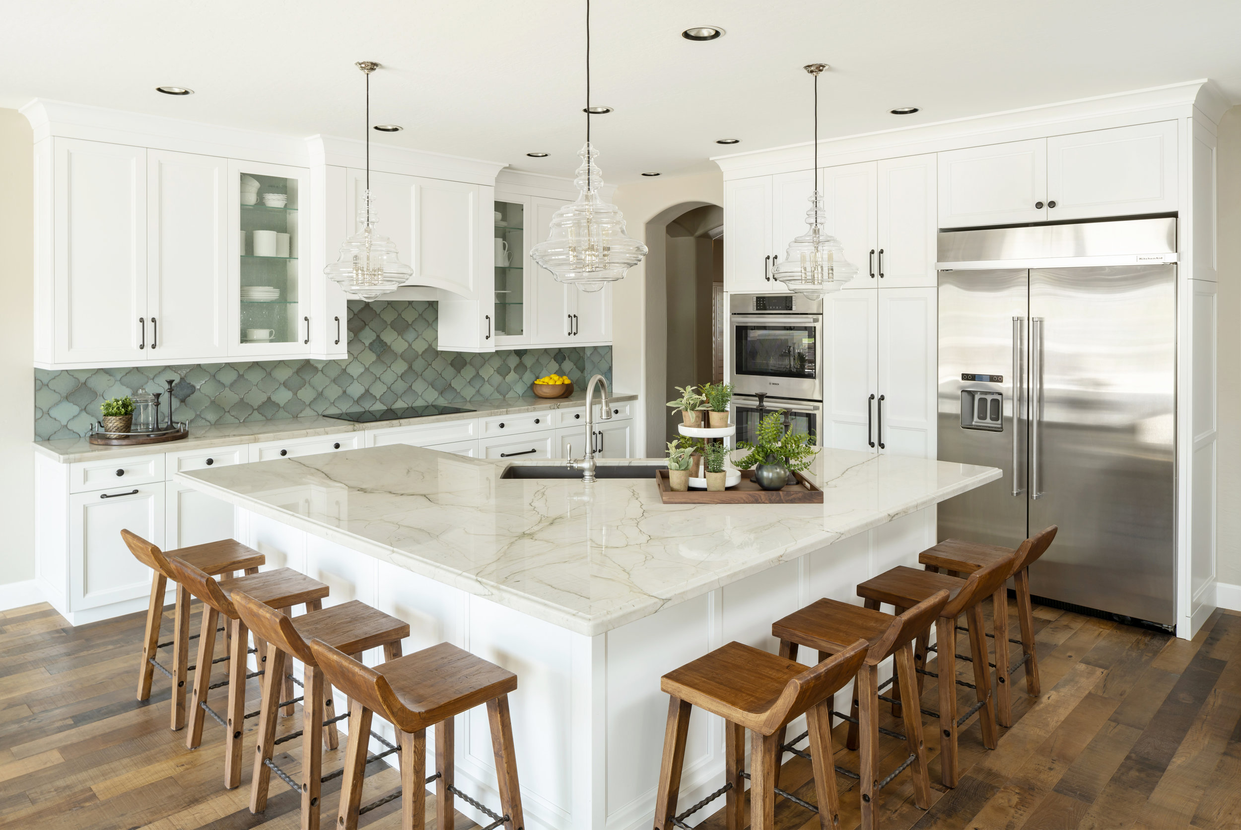 THE WELL-CRAFTED KITCHEN