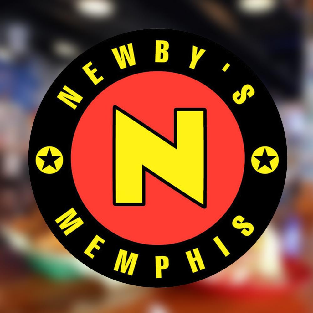 Newbys Logo - Highland Strip