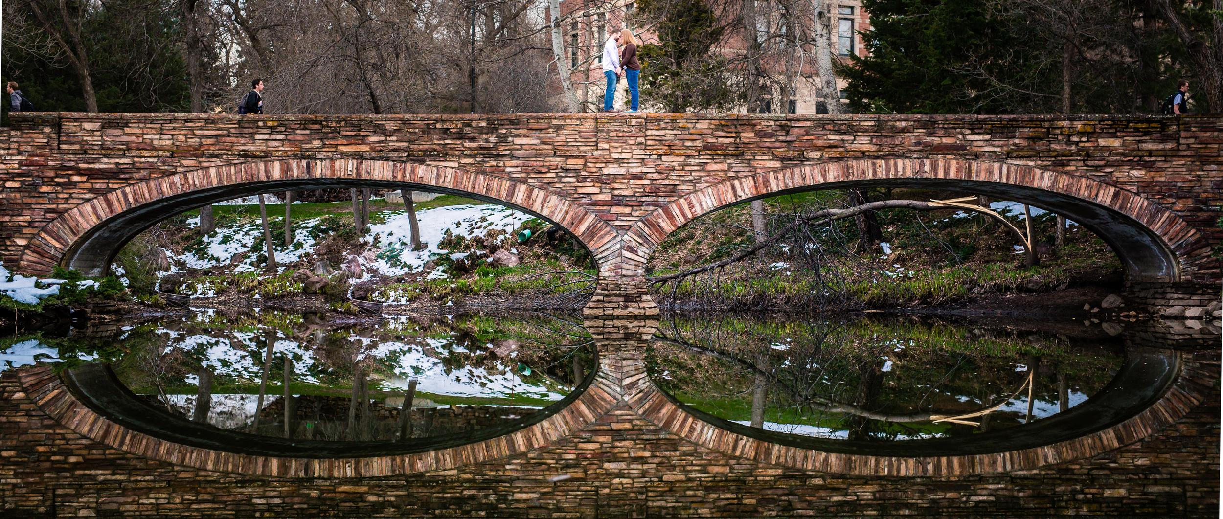 CU Campus engagements - Boulder Colorado - Brick Bridge