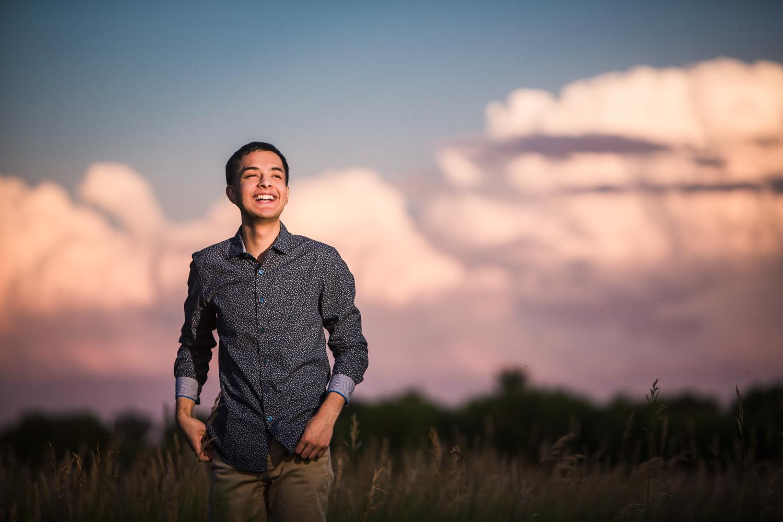 High School Senior Portrait in Greeley Colorado. www.jmgantphotography.com