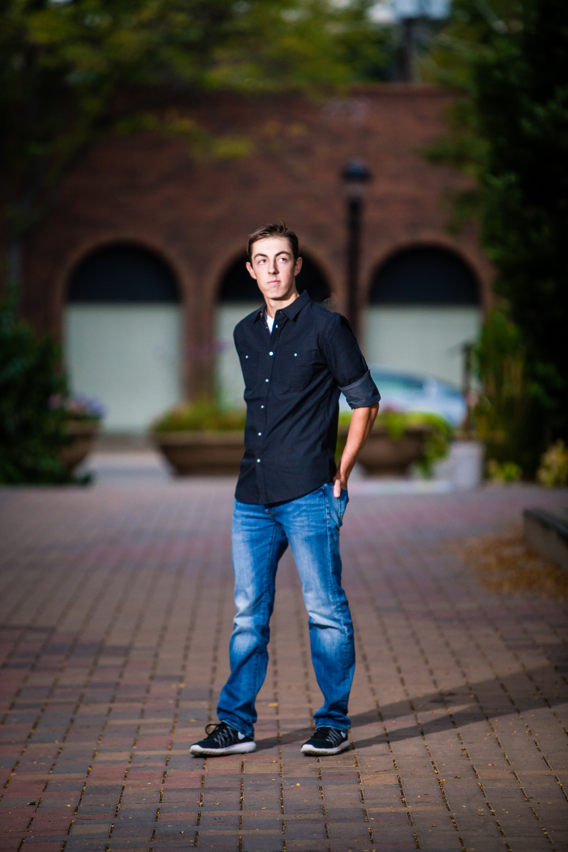 Skyline high school senior portraits. Longmont Colorado.