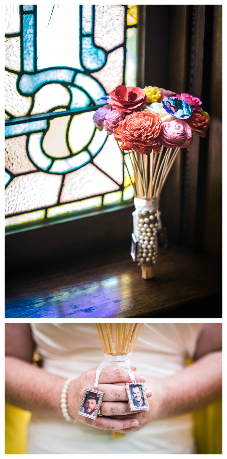 Wedding bouquet by Eco Flowers.Photographed by JMGant Photography.