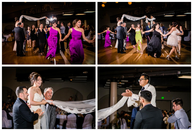 Denver wedding photographed by JMGant Photography.