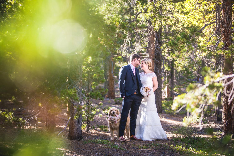 Nederland Colorado Wedding by JMGant Photography.