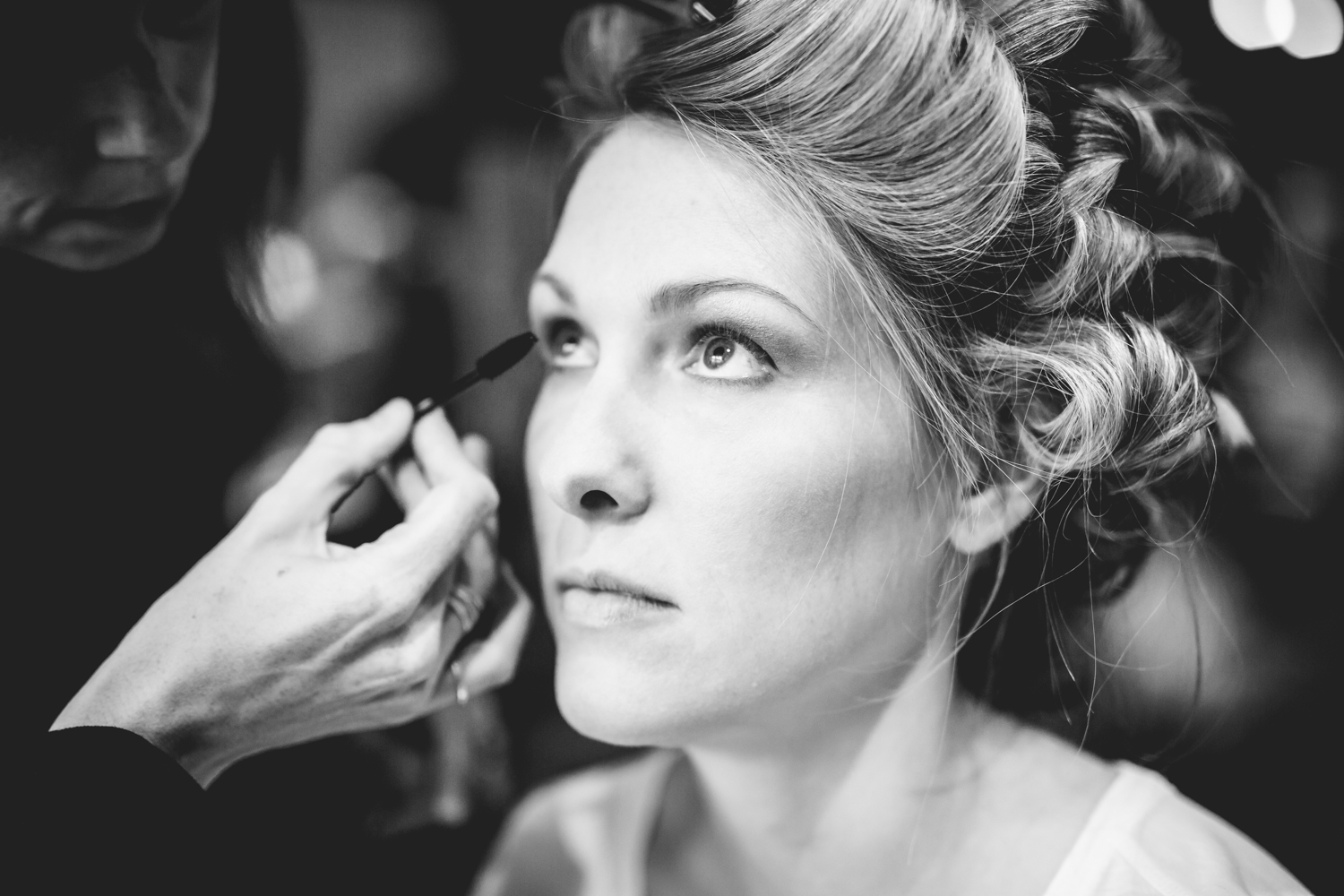 The Twig was a perfect location for the bride to get ready.