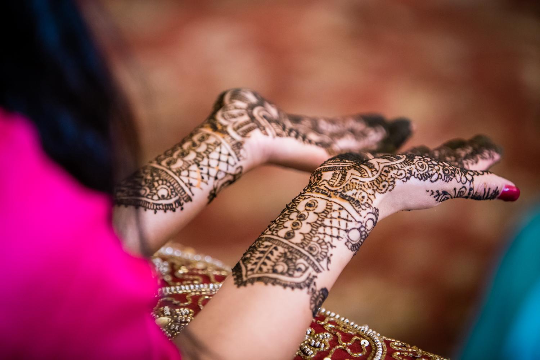 Mehndi ceremony for Denver wedding by JMGant Photography.