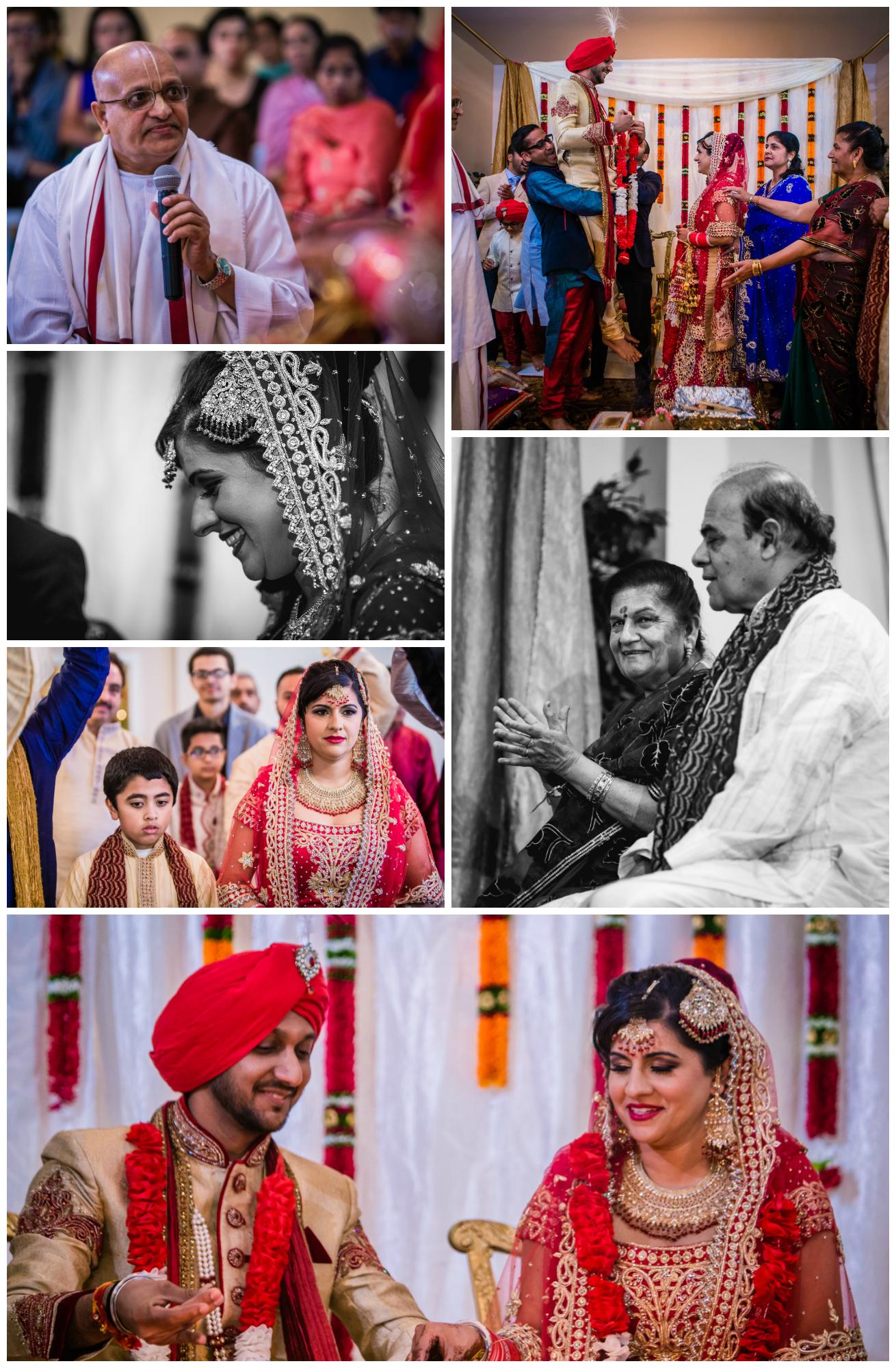 Denver Indian Wedding by JMGant Photography.