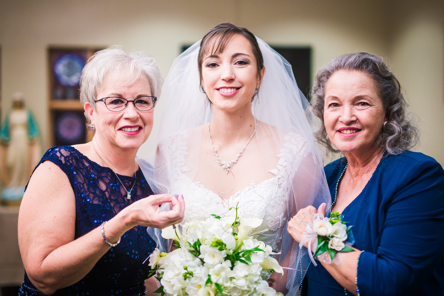 The mothers of the bride  by JMGant Photography.