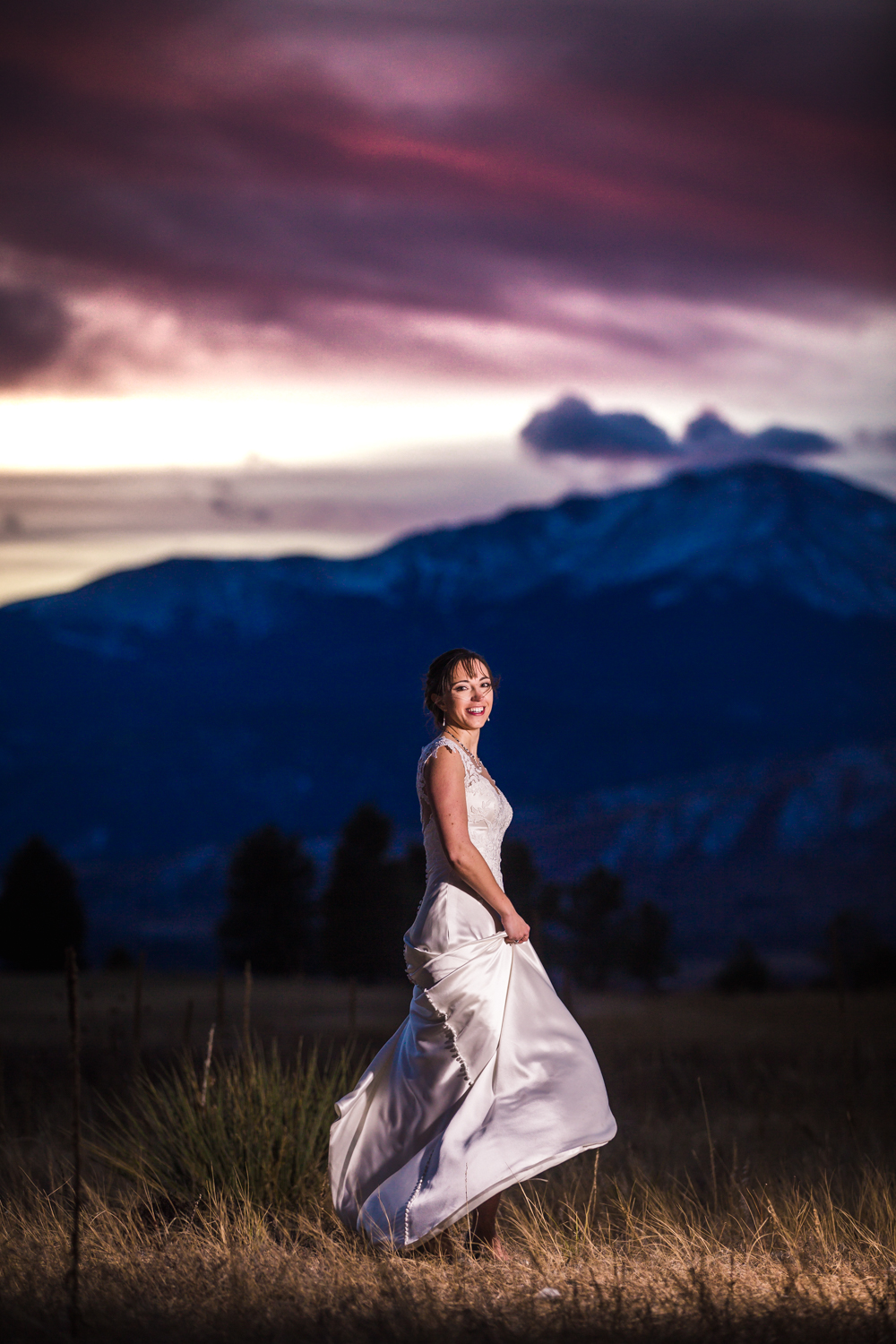 Cielo at Castle Pine wedding by JMGant Photography.