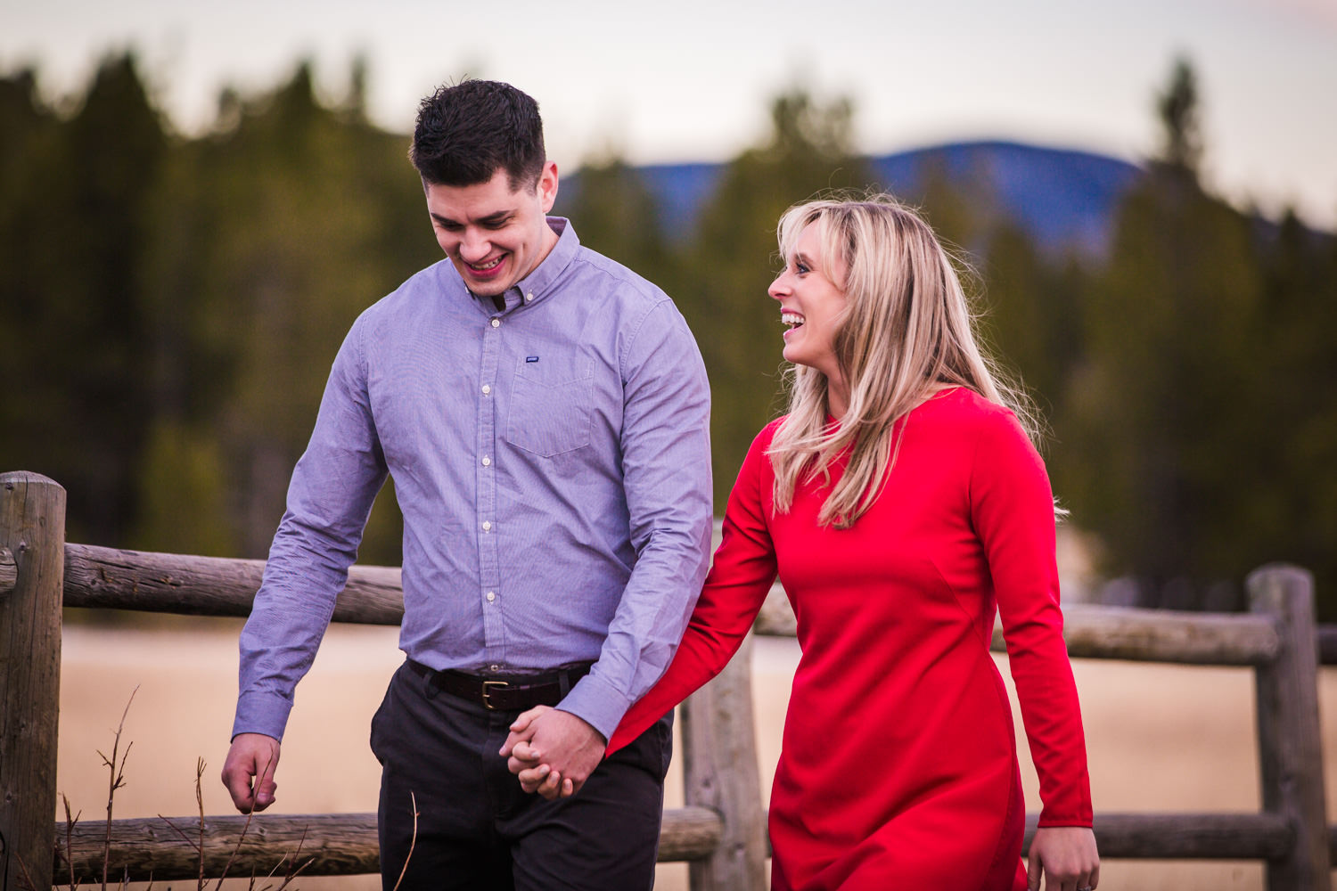 Engagements in the Mountains