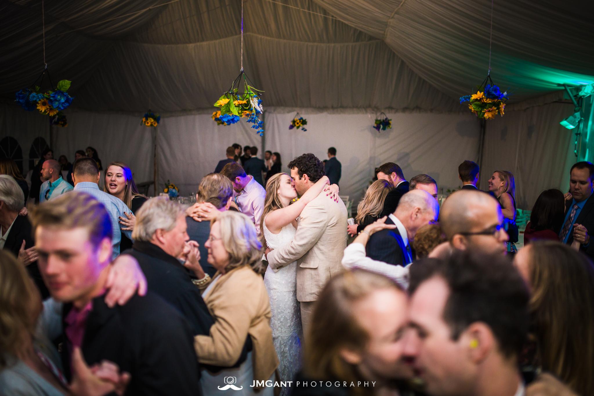 Beautiful Jewish wedding at Arrowhead Golf Club