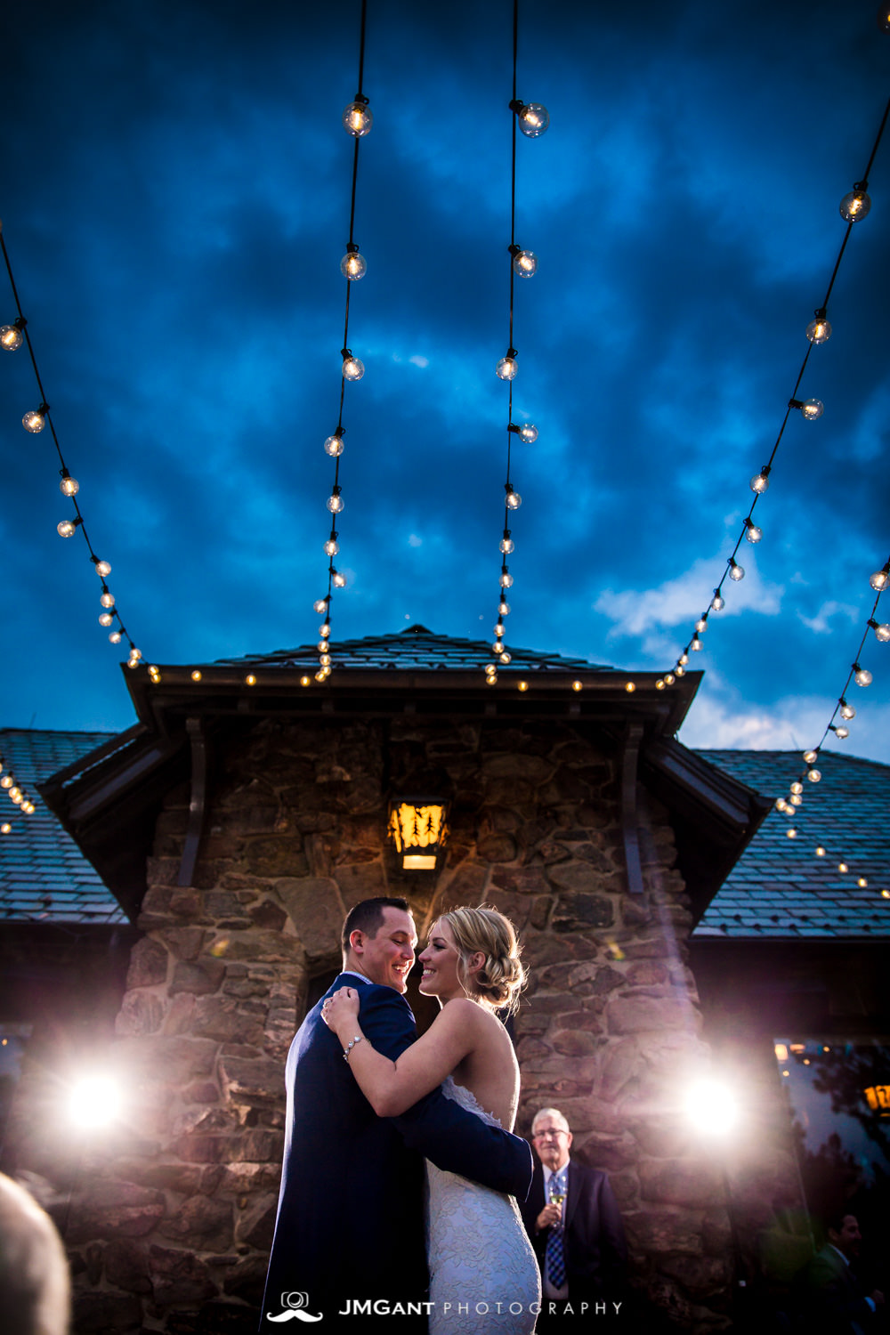 Beottcher Mansion Summer Wedding by JMGant Photography