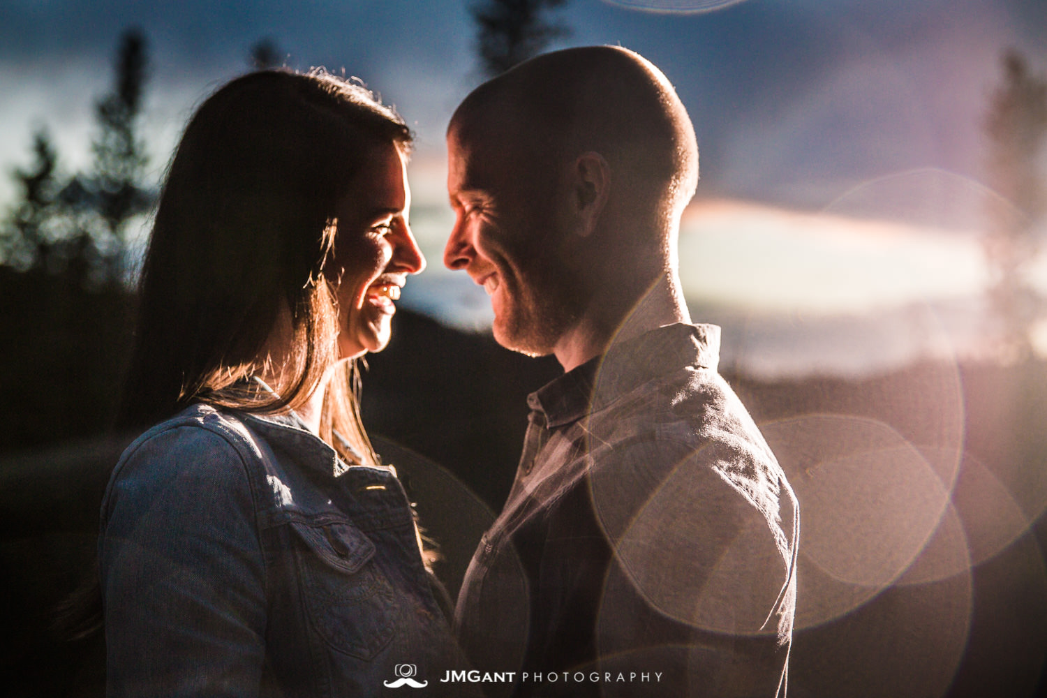 Vail Colorado Engagement Photography by JMGant Photography