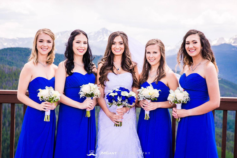 Vail Colorado Wedding | Formals | Colorado wedding photographer | © JMGant Photography | http://www.jmgantphotography.com/