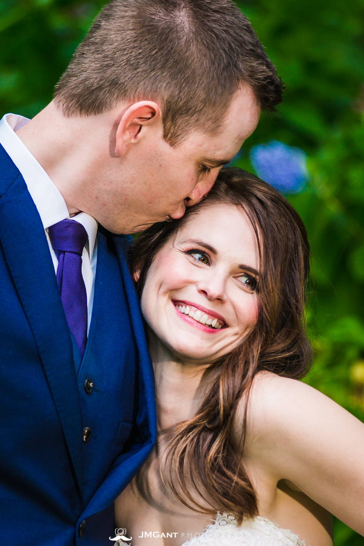 Anthony Chapel Wedding | bride and groom formals at Garvan Woodland Gardens |  Hot Springs Arkansas Wedding photographer | © JMGant Photography | http://www.jmgantphotography.com/