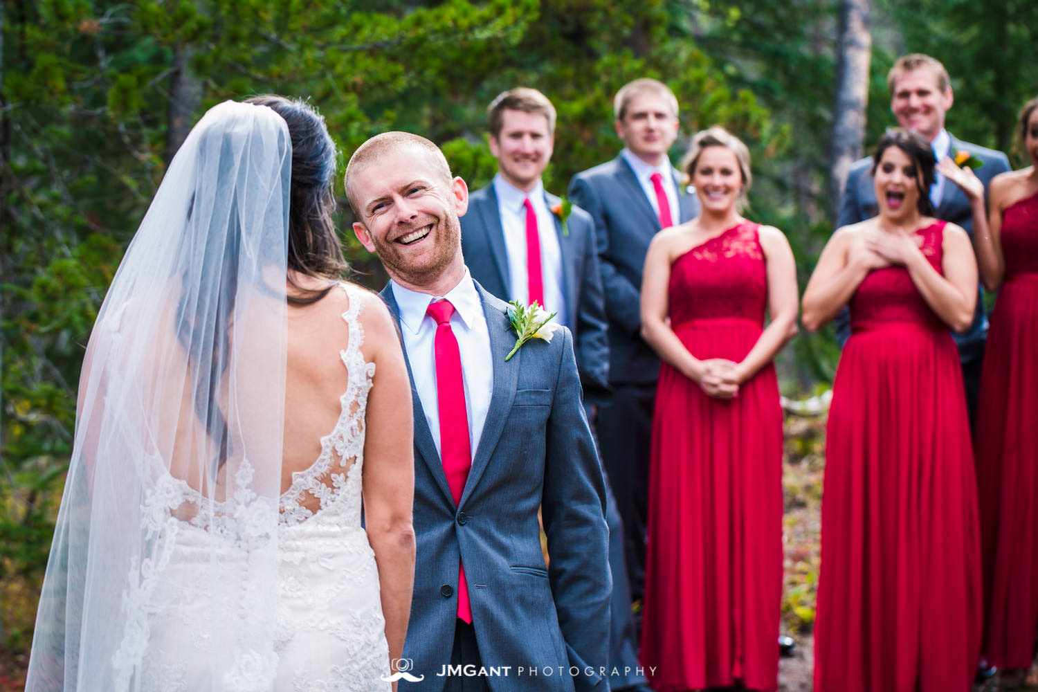 Piney River Ranch wedding | Vail Colorado wedding photographer | © JMGant Photography | http://www.jmgantphotography.com/