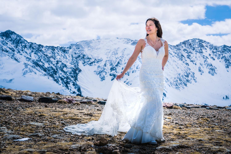 Keystone Resort and Keystone Ranch Wedding by Keystone Wedding Photographery, JMGant Photography.
