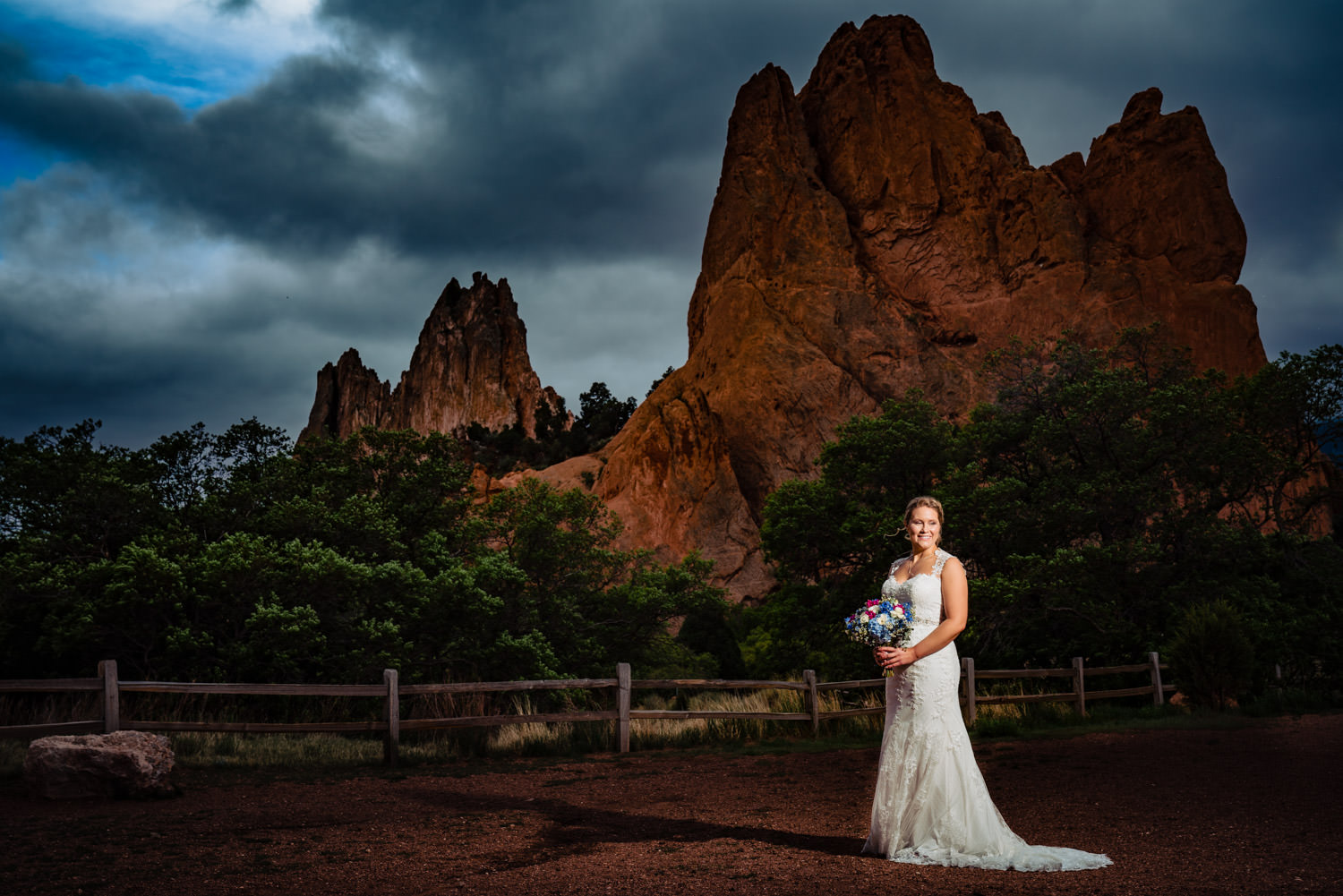 Cheyenne Mountain Resort Wedding by Colorado Spring Wedding Photographer JMGant Photography.