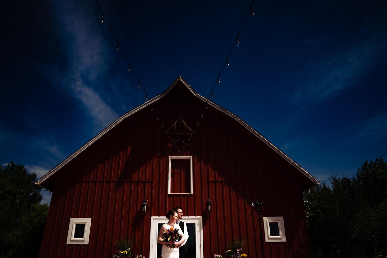 Denver Botanic Gardens Chatfield Farms Wedding by Denver Wedding Photographer JMGant Photography.