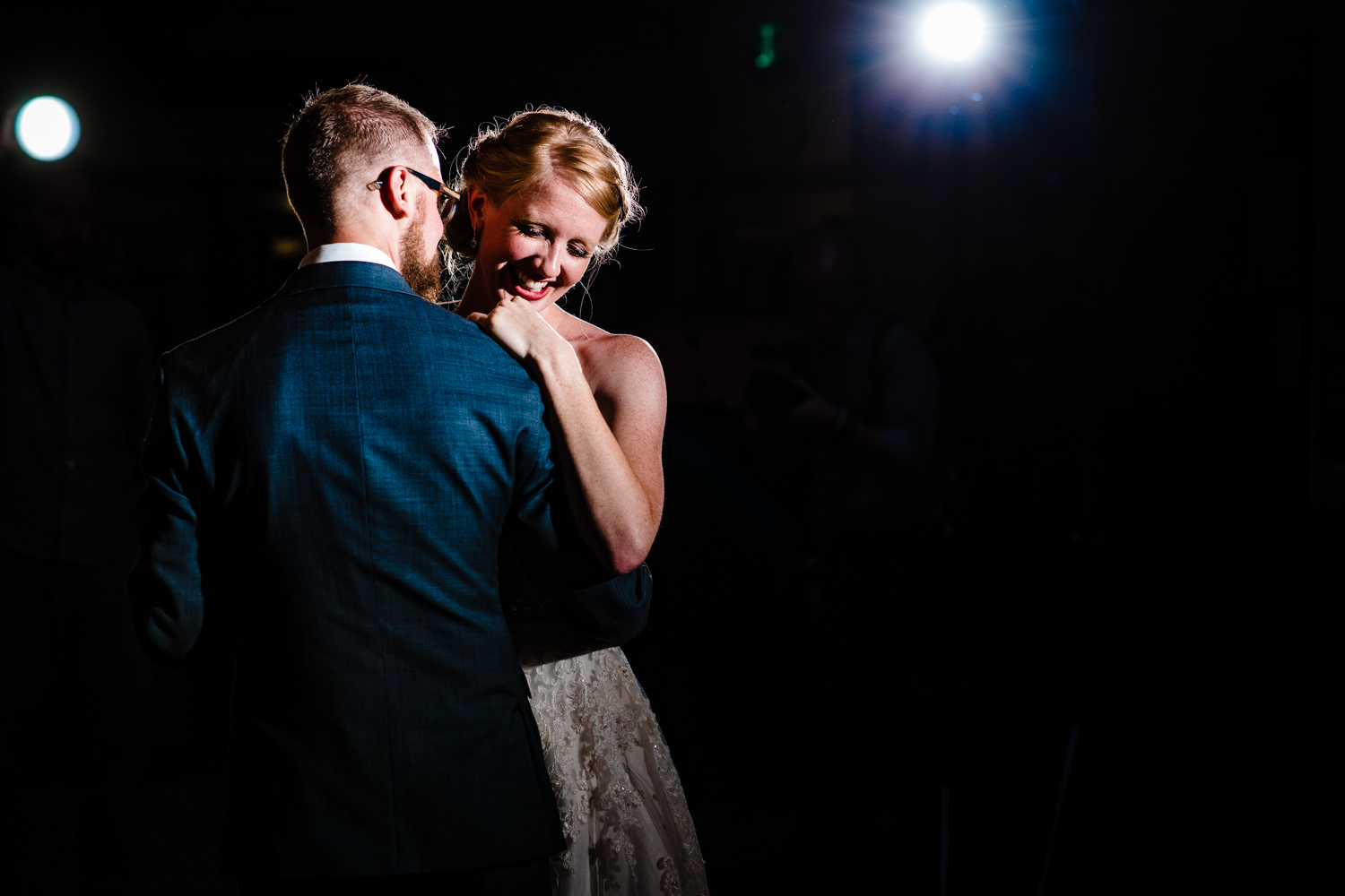 Boulder Colorado wedding at Under the Sun Eatery and Pizzeria by wedding photographer, JMGant Photography