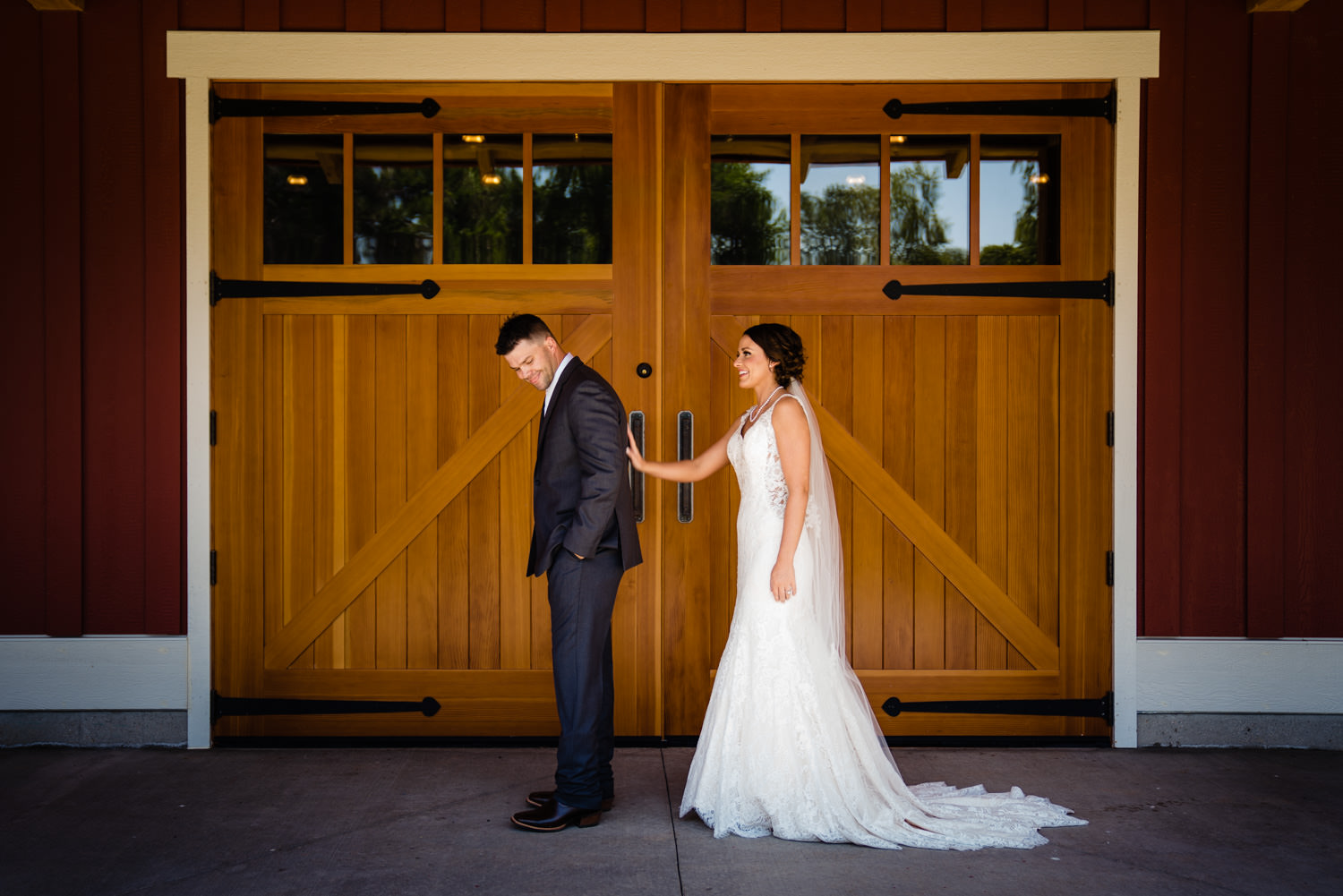 Sweet heart Winery Wedding | Loveland Colorado Wedding Photographer | JMGant Photography