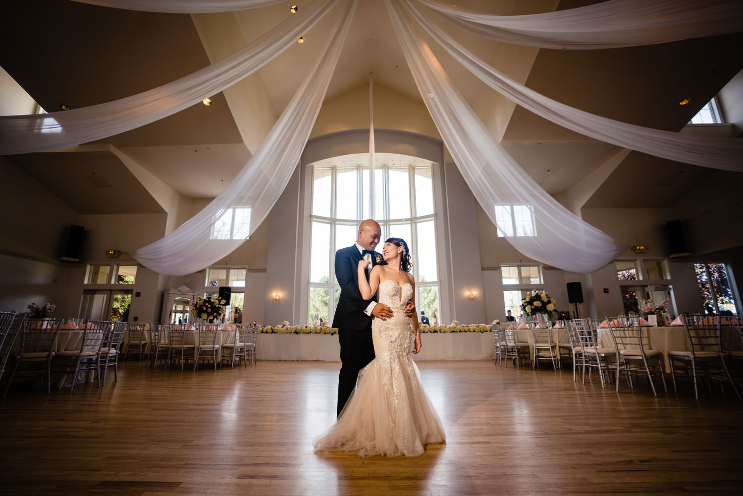 Chateaux at Fox Meadows Wedding