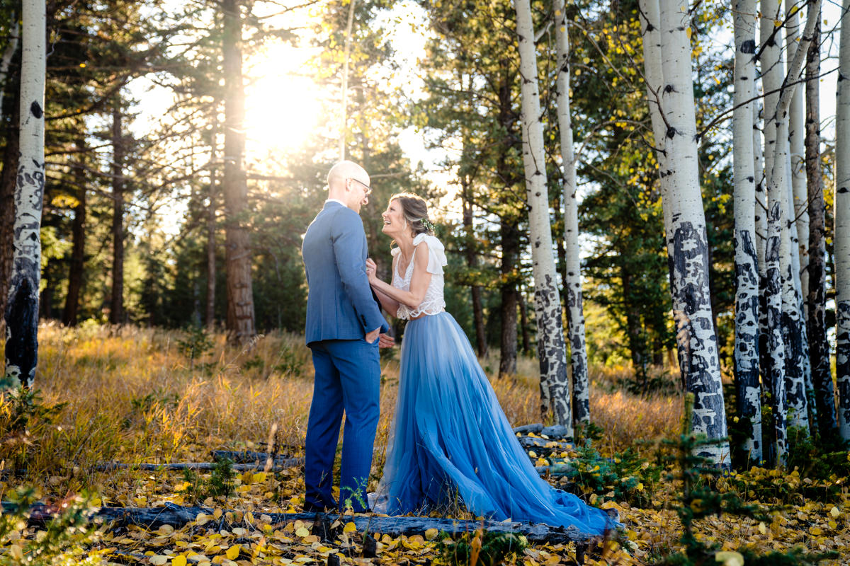Red Barn Wedding by Evergreen Colorado Wedding Photographer - JMGant Photography