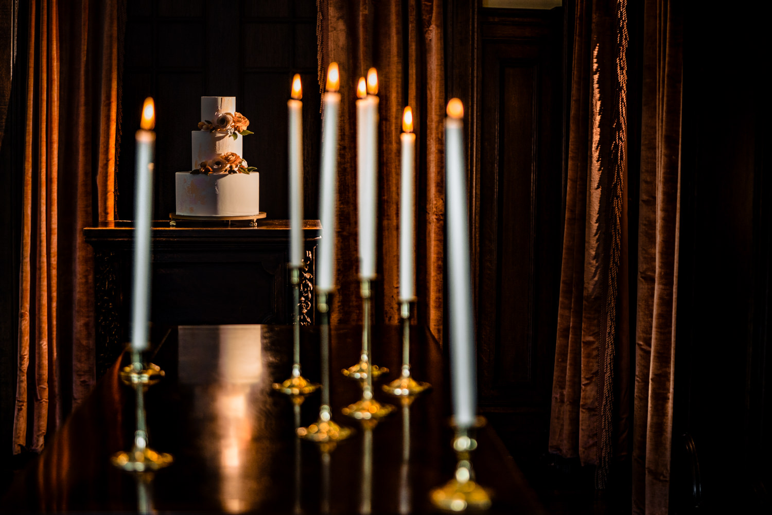 Venue: Redstone Castle 