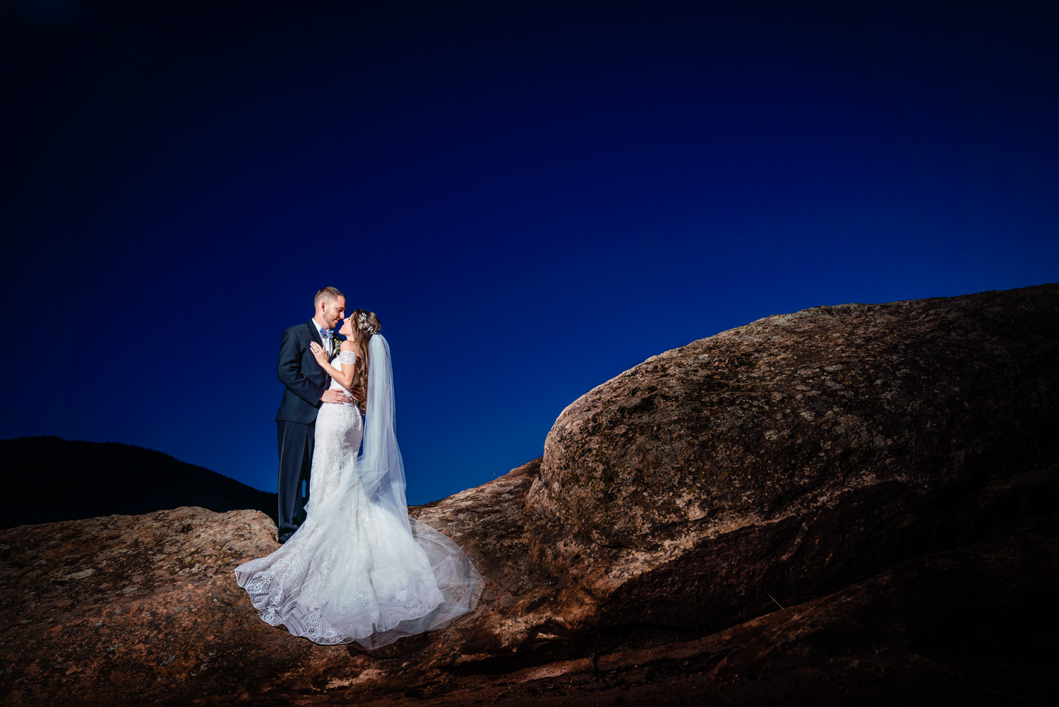 Willow Ridge Manor Wedding | Morrison, Colorado Wedding Photographer | JMGant Photography