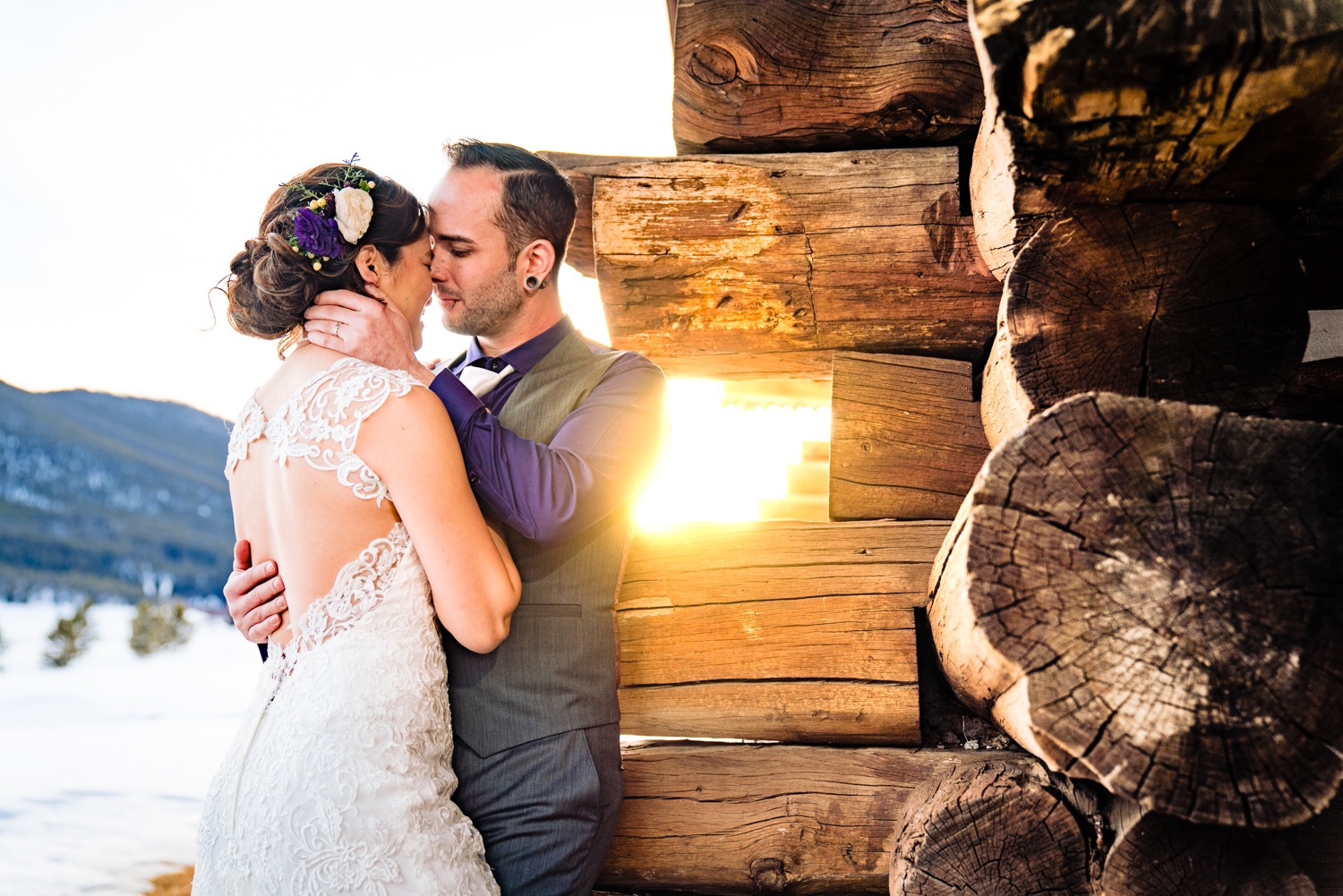 Keystone Resort and Keystone Ranch Wedding by Keystone Wedding Photographery, JMGant Photography.