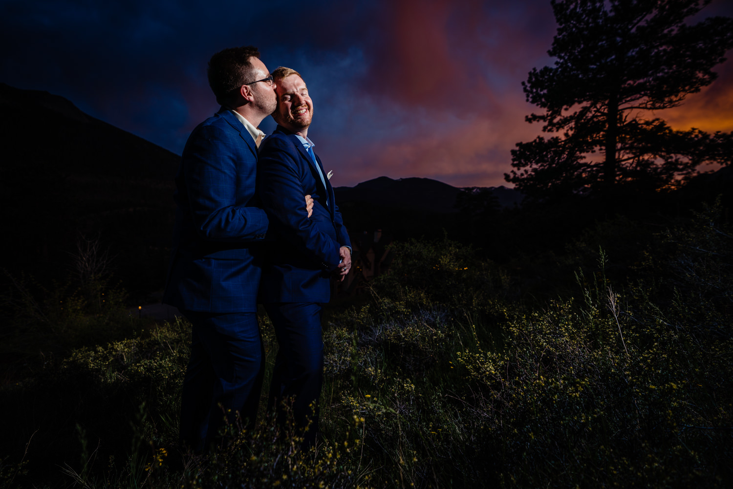 Della Terra Chateau Wedding by Estes Park Wedding Photographer JMGant Photography.