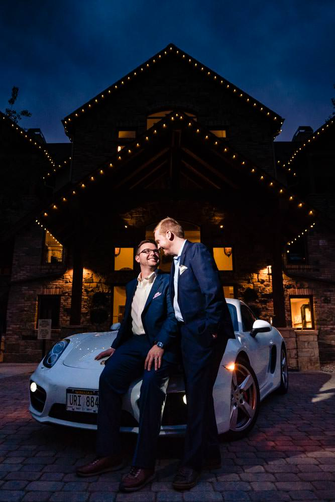 Best Wedding Venue in Colorado - Della Terra