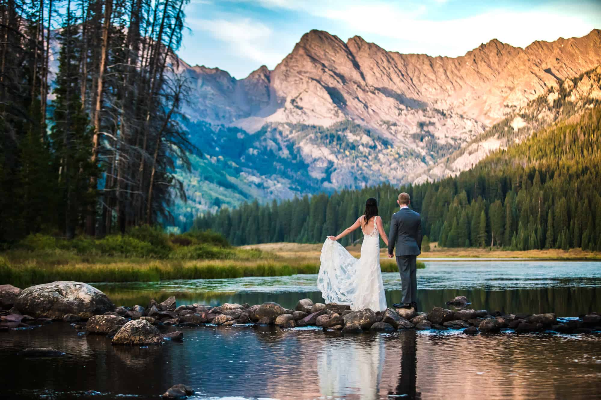 Piney River Ranch - One of our favorite Colorado Wedding Venues