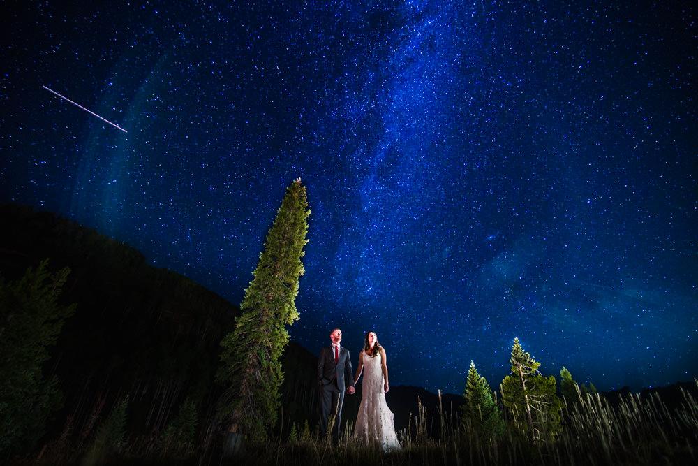 Piney River Ranch wedding   Vail Colorado wedding photographer   © JMGant Photography