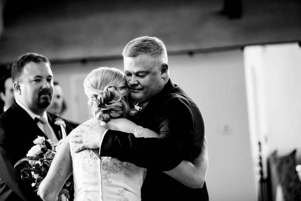 Church Ranch Event Center wedding by Westminster wedding photographer, JMGant Photography