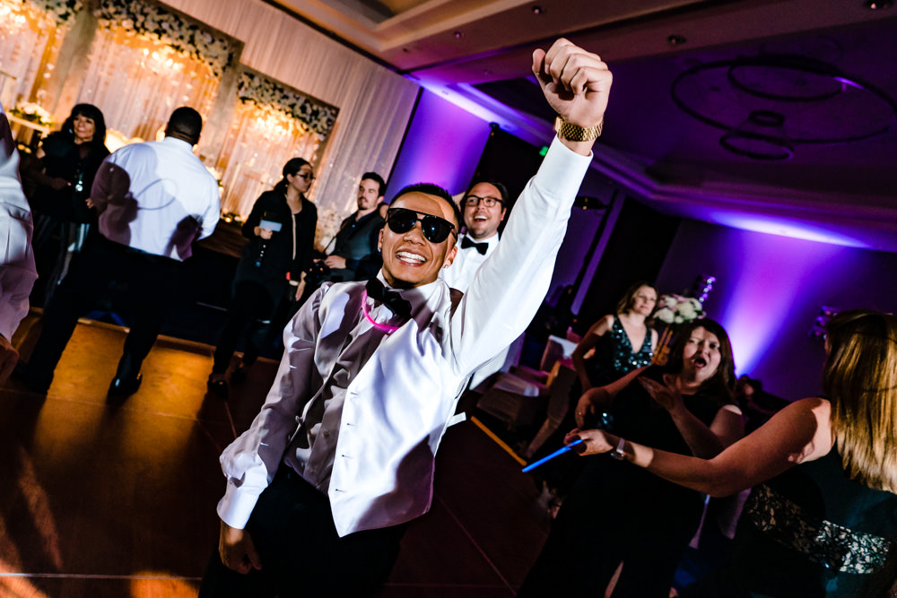 Denver Ritz Carlton wedding by Denver Indian wedding photographer, JMGant Photography