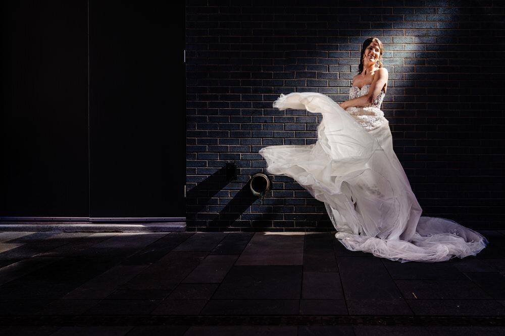 The Maven at Dairy Block wedding by Denver wedding photographer, JMGant Photography   Elizabeth and Dan