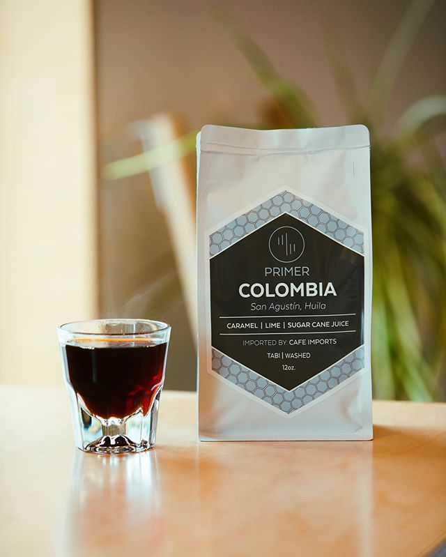 This Colombian coffee we just released has been a great addition to our menu. The combination of caramel and lime notes along with a juicy mouthfeel has been a treat for our taste buds.  You want to give it a try? We have it on drip and on the shelves as whole bean for you to take home.