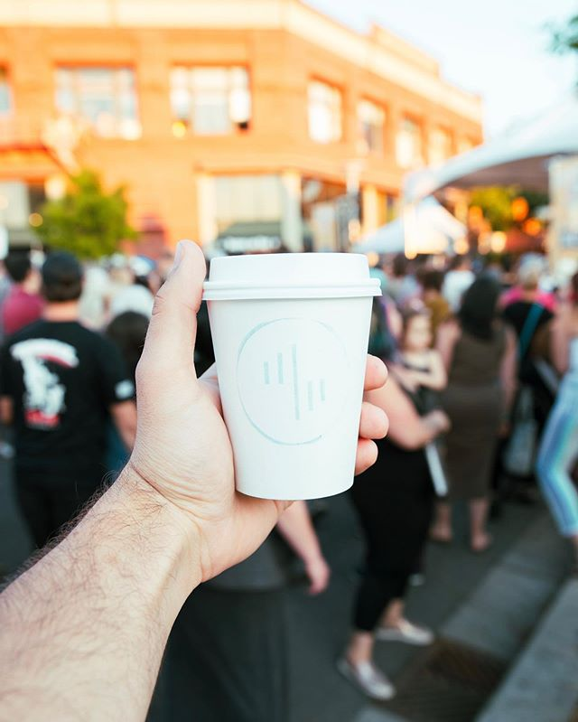 Music, dancing, snacks, and a beautiful Bellingham sunset. Downtown Sounds is such a great community event to connect over.  Bellingham is just a gem that we're so grateful to be a part of! @bellinghamexperience .. . #coffeedaily #drinkgoodcoffee #coffeelook #Bellingham #bellinghome #espresso #bellinghamwa #coffeeshop #thirdwavecoffee #coffee #alternativebrewing #bellinghamcoffee #pacificnorthwest #coffeecups