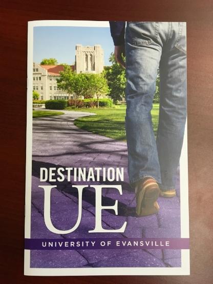 Destination UE, University of Evansville